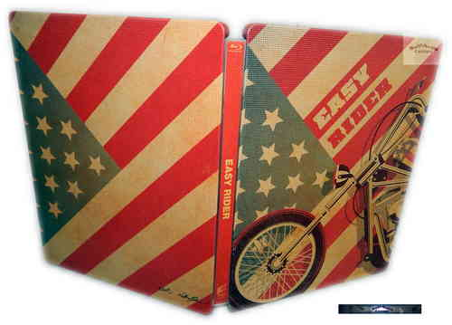 Easy Rider [Blu-Ray] limited Steelbook Edition