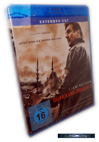 Taken 2 - Extended Cut (96 Hours) [Blu-Ray]