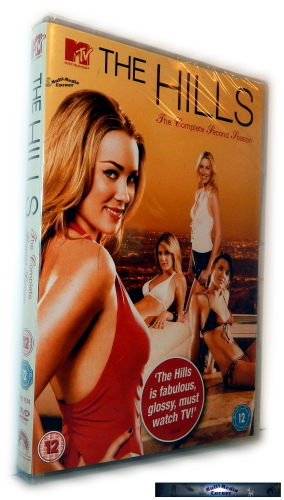 MTV The Hills - Die komplette Staffel/Season 2 [DVD]