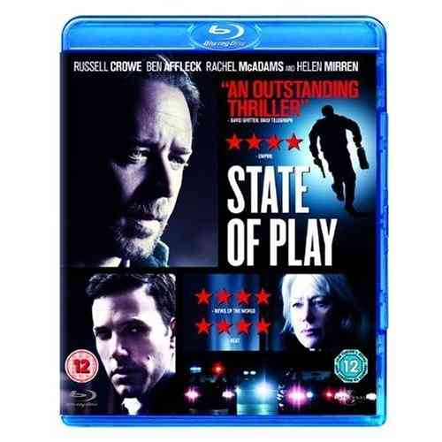 State of Play - Stand der Dinge [Blu-Ray]