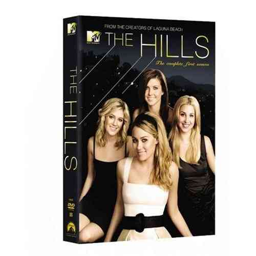 MTV The Hills - Die komplette Staffel/Season 1 [DVD]