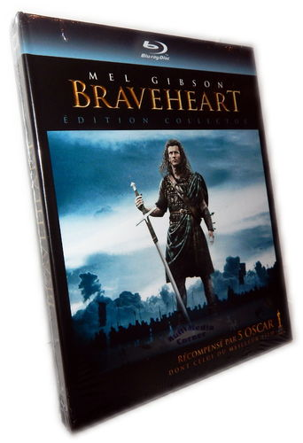 Braveheart 2-Disc Edition Digibook [Blu-Ray]