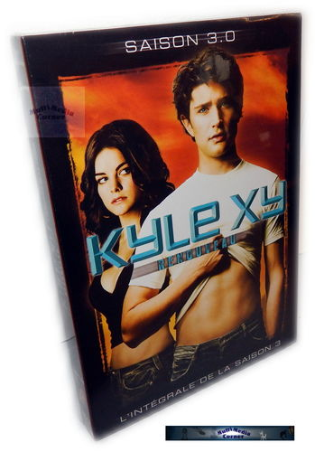 Kyle XY - Staffel/Season 2.2 [DVD]