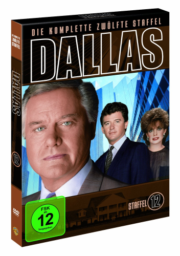 Dallas - Die komplette Staffel/Season 12 [DVD]