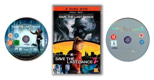 Save the last Dance 1+2 [DVD] 2-Disc Box-Set