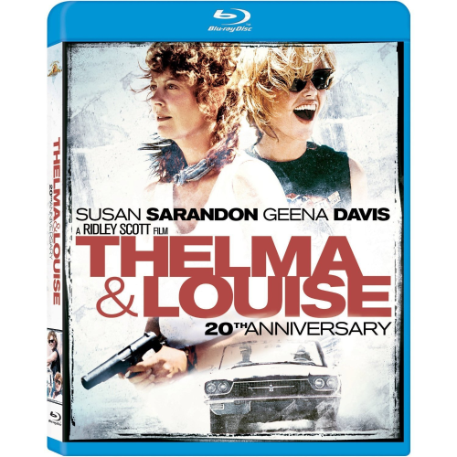 Thelma & Louise [Blu-Ray] + DVD