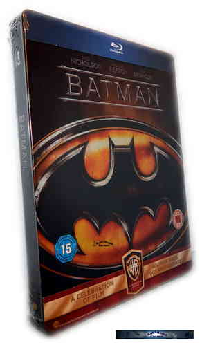 Batman (1989) [Blu-Ray] limited Steelbook