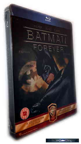 Batman Forever [Blu-Ray] limited Steelbook