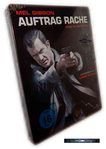 Auftrag Rache - limited Steelbook Edition [Blu-Ray]