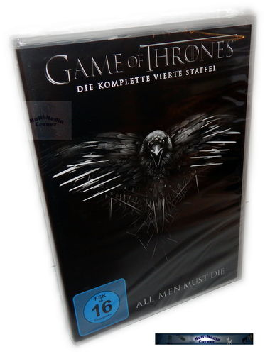 Game of Thrones - Die komplette Staffel/Season 4 [DVD]