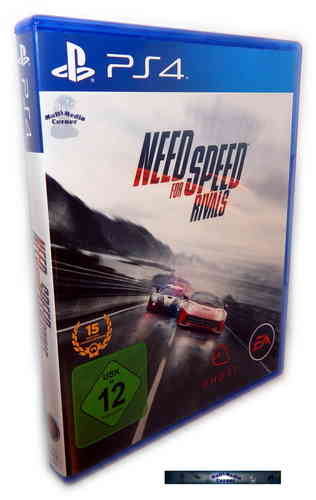 Need for Speed Rivals [Playstation 4]