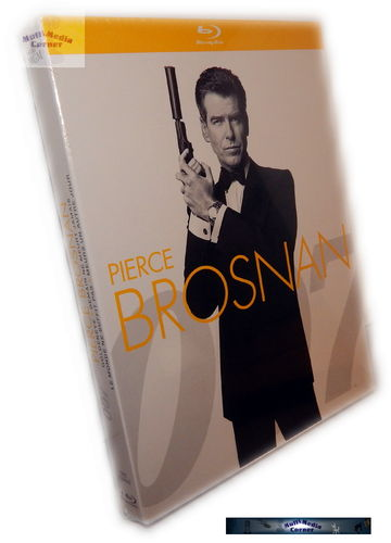 Pierce Brosnan James Bond 007 Collection [Blu-Ray]