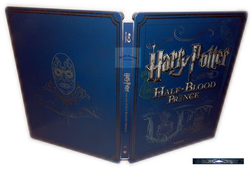 Harry Potter und der Halbblutprinz [Blu-Ray] 2-Disc limited Steelbook
