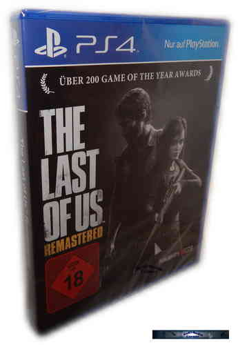 The Last of Us (remastered) [Playstation 4]