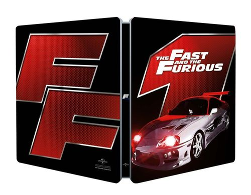 The Fast and the Furious - limited Steelbook [Blu-Ray]