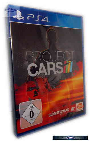 Project Cars [Playstation 4]