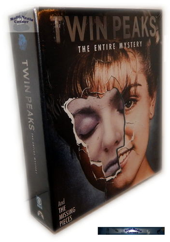 Twin Peaks - The Entire Mystery [Blu-Ray] 10-Disc Komplettbox