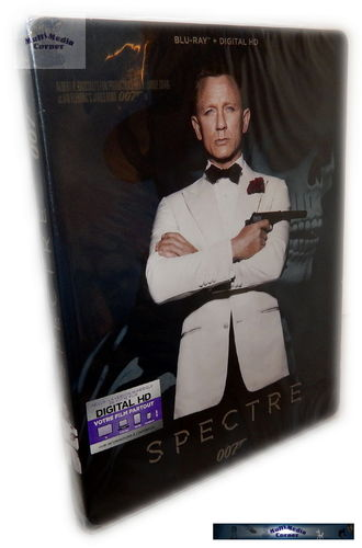Spectre - James Bond 007 [Blu-Ray]