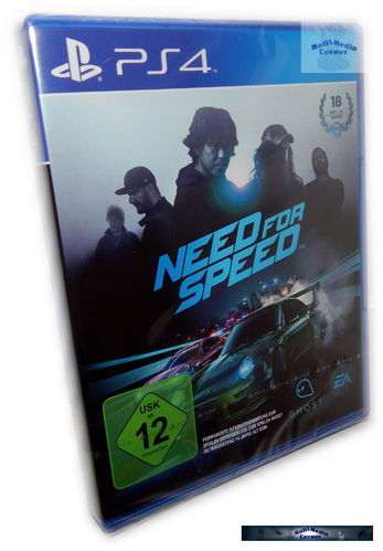 Need for Speed (2015) [Playstation 4]