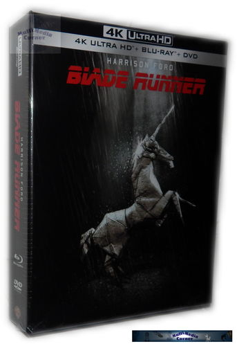 Blade Runner - 35th Anniversary Edition [Blu-Ray] 4K UHD Final Cut