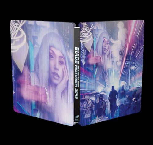 Blade Runner 2049 [4K UHD] limited Steelbook