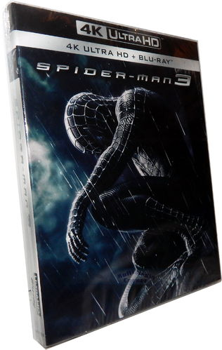 Spider-Man 3 [4K UHD] 4K Ultra HD