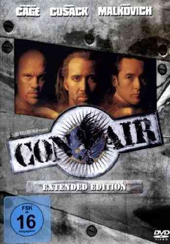Con Air - Extended Edition [DVD]