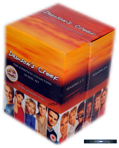 Dawsons Creek Komplettbox - Die komplette Staffel/Season 1,2,3,4,5+6 [DVD]