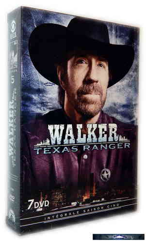 Walker Texas Ranger - complete Season 5 [DVD]