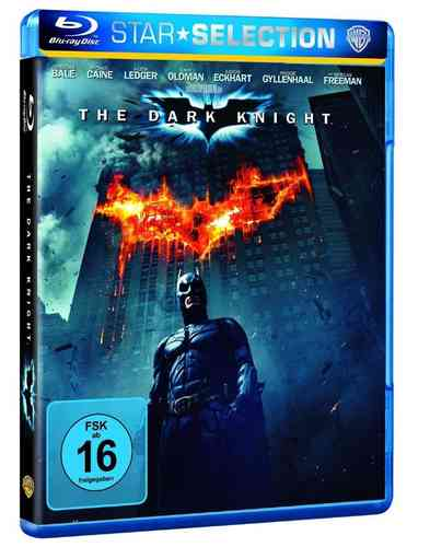 Batman - The Dark Knight [Blu-Ray] 2-Disc