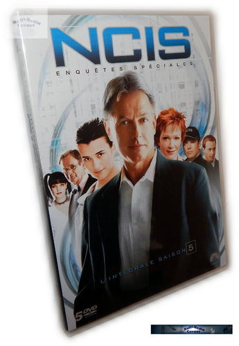 Navy CIS (NCIS) - Die komplette Staffel/Season 5 [DVD]