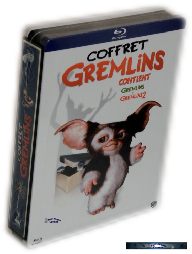 Gremlins 1+2 - Kleine Monster [Blu-Ray] limited Steelbox/Steelbook