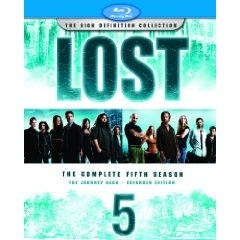 Lost - Die komplette Staffel/Season 5 [Blu-Ray]