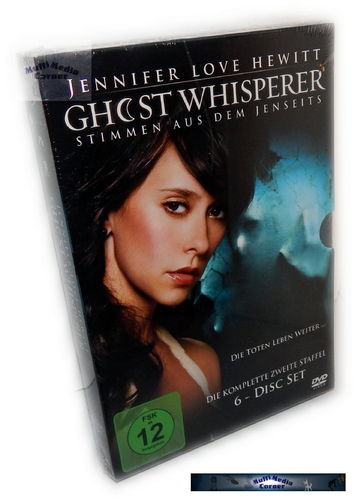 Ghost Whisperer - Die komplette Staffel/Season 2 [DVD]