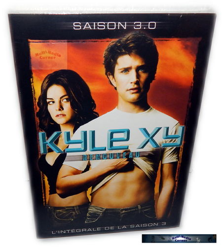 Kyle XY - Staffel/Season 2.2 [DVD] (EU-Import, Deutscher Ton)