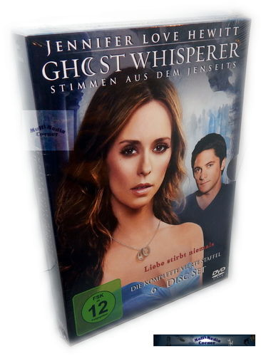 Ghost Whisperer - Die komplette Staffel/Season 4 [DVD]