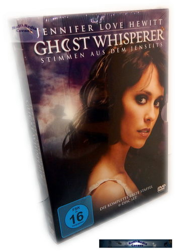 Ghost Whisperer - Die komplette Staffel/Season 1 [DVD]