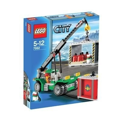 7992 LEGO City Containerstapler