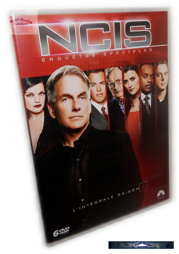 Navy CIS (NCIS) - Die komplette Staffel/Season 6 [DVD]