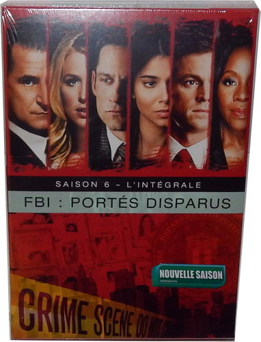 Without a Trace - Die komplette Staffel/Season 6 [DVD]