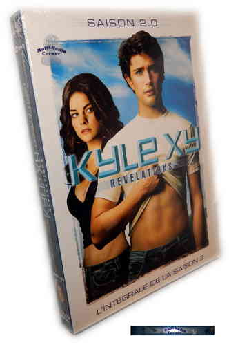 Kyle XY - Staffel/Season 2.1 [DVD]
