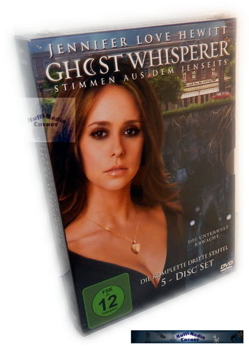 Ghost Whisperer - Die komplette Staffel/Season 3 [DVD]