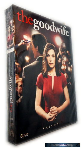 The Good Wife - Die komplette Staffel/Season 1 [DVD]
