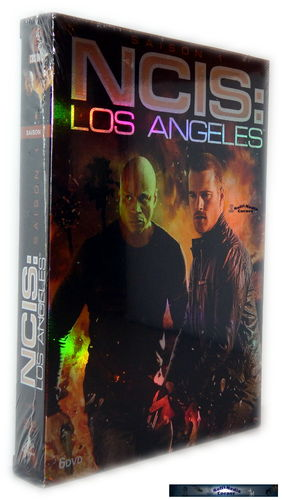 NCIS Los Angeles (L.A.) - Die komplette Staffel/Season 1 [DVD]