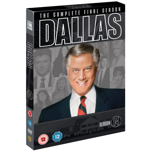 Dallas - Die komplette Staffel/Season 14 [DVD]