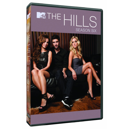 MTV The Hills - Die komplette Staffel/Season 6 [DVD]