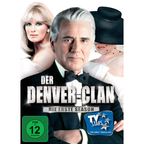 Der Denver Clan - Die komplette Staffel/Season 1 [DVD]
