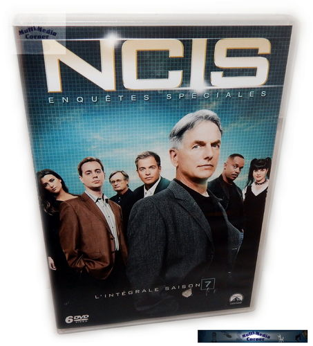 Navy CIS (NCIS) - Die komplette Staffel/Season 7 [DVD]