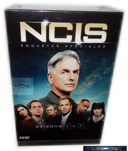 NCIS - Die komplette Staffel/Season 1,2,3,4,5,6 (1-7) [DVD] Box-Set