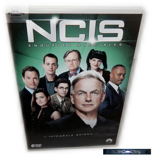 Navy CIS (NCIS) - Die komplette Staffel/Season 8 [DVD]